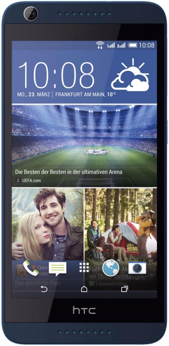 HTC Desire 626G DS, Navy Blue