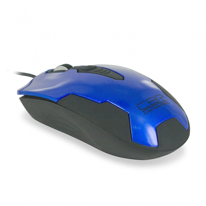 CBR CM 305, Blue Black мышь мышь проводная dexp cm 309bur black retractable a5050
