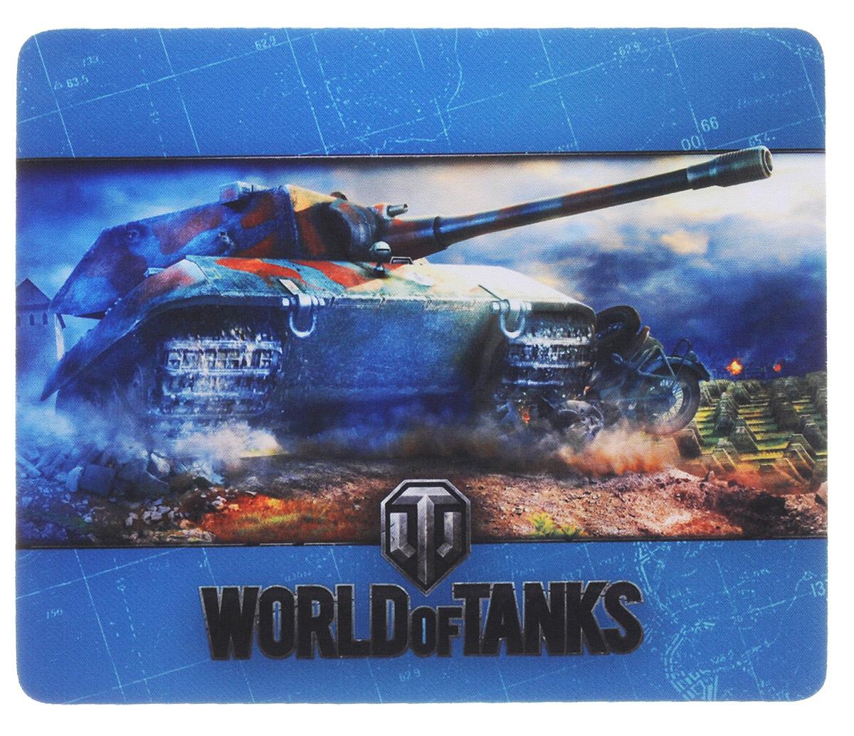 World of Tanks E-100 коврик для мыши1326Коврик для мыши World of Tanks E-100 с изображением любимого танка станет прекрасным и функциональным украшением вашего стола. Минимальная толщина и прорезиненное основание буквально приклеит коврик к столу.
