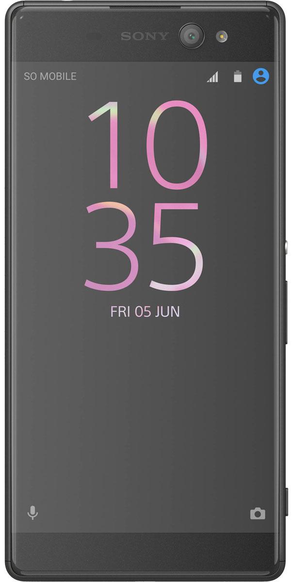 Sony Xperia XA Ultra dual, Graphite Black7311271556732Смартфон - та вещь, которую вы всегда берете с собой. Поэтому Xperia XA Ultra dual спроектирован так, чтобы гармонично вписаться в вашу жизнь. Его дисплей занимает всю переднюю панель, края закруглены, а размер как раз такой, чтобы комфортно лежать в руке.Только качественные селфи благодаря 16-мегапиксельной светочувствительной камере. Фронтальная камера для селфи в Xperia XA Ultra dual позволит делать качественные снимки в любое время суток. Благодаря матрице 16 Мпикс и технологиям камер Sony ваши фото всегда будут четкими, яркими и детализированными.Интеллектуальная вспышка для селфи. Вспышка ярко освещает не только лицо, но и фон, благодаря чему качественные селфи можно снимать даже ночью.Оптическая стабилизация изображения. Функция OIS компенсирует дрожание рук, чтобы ваши селфи получались четкими.Управление жестами. Поднимите руку, и таймер спуска затвора начнет обратный отсчет. У вас останется достаточно времени, чтобы принять нужную позу.Вдохните жизнь в фотографии. Ваш помощник в этом - сверхбыстрая основная камера 21,5 Мпикс основная камера в Xperia XA Ultra dual моментально готова к съемке, а гибридный автофокус позаботится, чтобы снимки были четкими и яркими.Огромный экран с едва заметной рамкой. Дисплей в сверхтонком Xperia XA Ultra dual занимает почти всю поверхность передней панели. А благодаря закругленным краям экран не только радует глаз, но и удобен в использовании.Аккумулятор, который держит заряд до 2 дней. Xperia XA Ultra dual оснащен большим и ярким дисплеем. Однако это не мешает смартфону работать до 2-х дней от одного заряда аккумулятора, и все это время вы можете общаться, фотографировать и смотреть видео.Телефон сертифицирован EAC и имеет русифицированный интерфейс меню и Руководство пользователя.