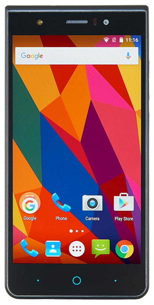 ZTE Blade A515, BlackZTE BLADE A515 BLACKСмартфон ZTE Blade A515 готов предоставить современному пользователю весь необходимый функционал – качественное изображение, высокоскоростной мобильный интернет, производительность и быстродействие.Наличие в смартфоне технологии 4G LTE значительно увеличивает скорость и качество мобильного интернета, позволяя всегда оставаться онлайн и комфортно взаимодействовать с интернет-ресурсами.Сочетание четырехъядерного процессора MediaTek MT6735 и 1 ГБ оперативной памяти обеспечивают плавную работу системы и стабильный процесс выполнения повседневных задач.Смартфон работает на базе новой операционной системы Android 5.1, которая получила ряд функций, играющих важнейшую роль в работе смартфона - оптимизаторы энергопотребления, расширенные возможности безопасности, обновленный интерфейс.СмартфонZTE Blade A515 имеет большой 5-дюймовый дисплей, который расширяет для пользователя возможности просматривания интернет-страниц, видео и фото, а также чтения электронных книг.Смартфон обладает слотом для установки двух сим-карт - разделяйте личные и рабочие звонки, выбирайте удобные тарифы в поездках и пользуйтесь интернетом независимо от вашего места нахождения.Смартфон сертифицирован EAC и имеет русифицированную клавиатуру, меню и Руководство пользователя.