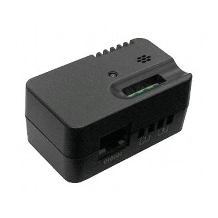 Ippon Environmental Monitoring Card датчик мониторинга окружающей среды744-A2586-00PДатчик мониторинга окружающей среды Ippon Environmental Monitoring Card позволяет накапливать результаты измерений температуры и влажности, а также осуществлять дистанционный контроль мониторинга окружающей среды.Существует возможность контроля состояния двух подключаемых устройств. Дистанционный контроль может осуществляться с помощью стандартного веб-браузера, что обеспечивает дополнительную гибкость и эффективность управления.Вы можете устанавливать устройство рядом с картой сетевого управления (SNMP). Для крепления датчика используйте крепление на липучках или поставляемые винты. Датчик Ippon Environmental Monitoring Card также имеет универсальный разъем на задней стенке для крепления на винте в любом положении.Диапазон измеряемых температур: от 0°C до 70°C с точностью ±2°CДиапазон измеряемых значений влажности: 10% до 90% с точностью ±5%Подключается к карте SNMP сетевым кабелем категории 5, и может быть удален от нее на расстояние 2 мКонтролирует состояние среды двух подключаемых устройств