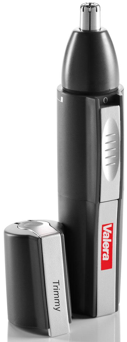 Valera 624.01 Trimmy, Black триммер для носа и ушей624.01Триммер Valera 624.01 Trimmy специально разработан для безопасной стрижки волосков в носу и ушах. Модный и эргономичный дизайн триммера позволяет вместить его даже в небольшую дорожную косметичку! Компактный прибор состригает волоски без боли.