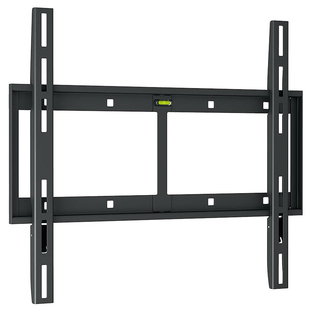 Holder LCD-F4610-B, Black кронштейн для ТВLCD-F4610-BКрепление для ТВ и мониторов Holder LCD-F4610-B, в виде классического рамного основания из стали, предназначено для подвески на стену аппаратуры с размером экрана от 32 до 65 дюймов.
