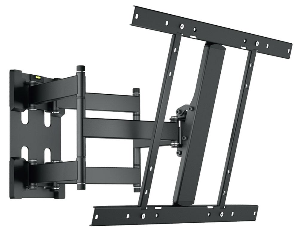 Holder LCD-SU6602-B, Black кронштейн для ТВLCD-SU6602-BБлагодаря особой форме рамы и специальным втулкам кронштейн Holder LCD-SU6602-B подходит для телевизоров с объемными динамиками на тыльной стороне и изогнутым экраном.