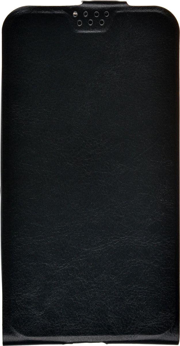 Skinbox Slim флип-чехол для Asus Zenfone Go ZB551KL, Black2000000092430Флип-чехол Skinbox Slim для Asus Zenfone Go ZB551K надежно защищает ваш смартфон от внешних воздействий, грязи, пыли, брызг. Он также поможет при ударах и падениях, не позволив образоваться на корпусе царапинам и потертостям. Чехол обеспечивает свободный доступ ко всем функциональным кнопкам смартфона и камере.