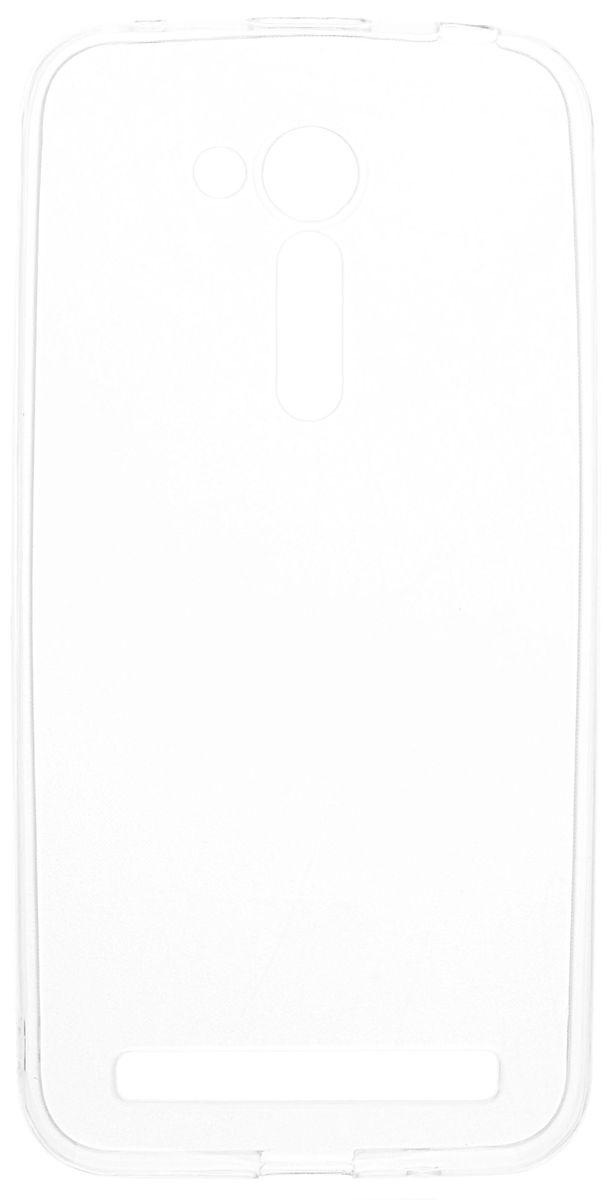 Skinbox Slim Silicone чехол-накладка для Asus Zenfone Go ZB452KG, Clear2000000092904Накладка skinBOX slim silicone для Asus Zenfone Go ZB452KG надежно защищает ваш смартфон от внешних воздействий, грязи, пыли, брызг. Он также поможет при ударах и падениях, не позволив образоваться на корпусе царапинам и потертостям. Чехол обеспечивает свободный доступ ко всем функциональным кнопкам смартфона и камере.