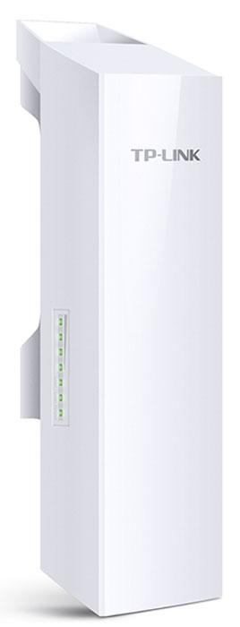 TP-Link CPE510 наружная беспроводная точка доступаCPE510Наружная Wi-Fi точка доступа TP-Link CPE510 является недорогим и качественным решением для обеспечения беспроводного подключения вне помещения. Благодаря централизованному ПО для управления сетью устройства идеально подходят для подключения по схеме точка-точка, точка-многоточка, а также для создания Wi-Fi доступа вне помещения. Высокая производительность и удобный дизайн делают TP-Link CPE510 идеальным выбором для предприятий и конечных пользователей.Чипсет уровня Enterprise от Qualcomm Atheros, высокомощные антенны, специально разработанный корпус и поддержка питания по стандарту PoE обеспечивают превосходную работу точки доступа TP-Link CPE510 практически в любом климате. Рабочая температура устройства находится в диапазоне от -30 °С до +70 °С.Точка доступа предназначена для использования вне помещения и подходит для беспроводной передачи данных на расстоянии 15 км+. Устройство прошло эксплуатационные испытания.При увеличении масштабов сети увеличивается возможность конфликтов точек доступа и базовыхстанций, что может выражаться в уменьшении пропускной способности и негативно влиять на качество связи. Для уменьшения данного эффекта в точках доступа TP-Link используется технология MAXtream TDMA.Точки доступа TP-Link CPE510 оборудованы специальным централизованным ПО для управления сетью - Pharos Control, которое позволяет пользователям легко управлять всеми устройствами в своей сети. Обнаружение устройств, мониторинг состояния, обновление встроенного ПО, а также другие функции управления сетью могут выполняться с помощью приложения Pharos Control.