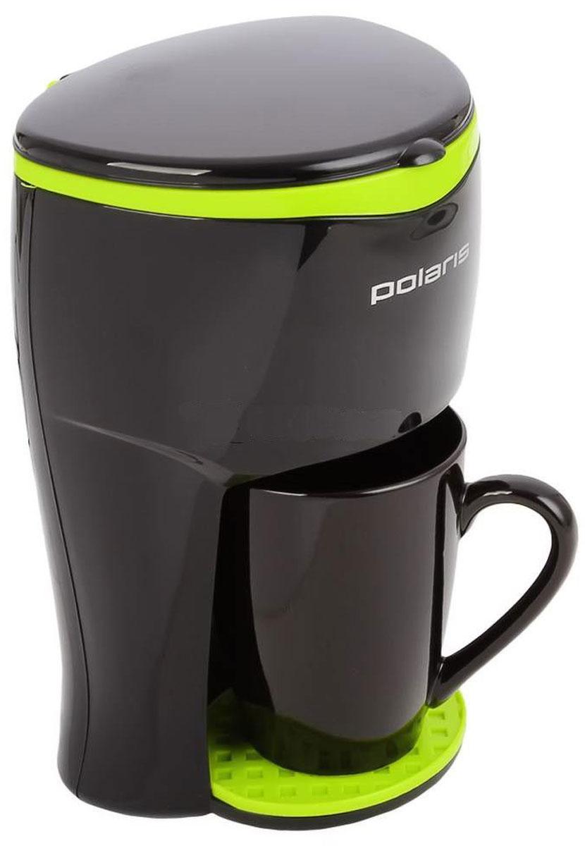 Кофеварка Polaris PCM 1211 капельная 800Вт