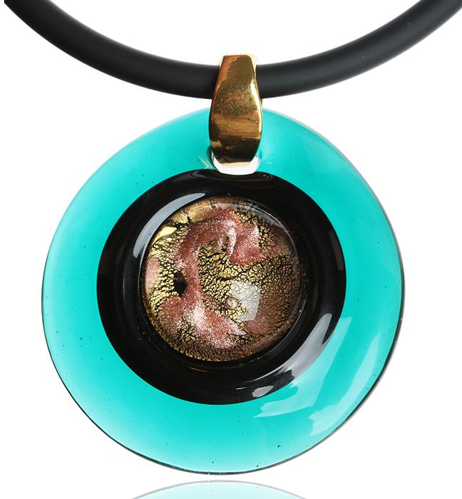 Кулон на шнурке Лагуна. Муранское стекло цвета морской волны, шнурок из каучука, ручная работа. Murano, Италия (Венеция)39890|Колье (короткие одноярусные бусы)Кулон на шнурке Лагуна.Муранское стекло цвета морской волны, шнурок из каучука, ручная работа.Murano, Италия (Венеция).Размер:Кулон - диаметр 4,5 см.Шнурок - полная длина 45 см.Каждое изделие из муранского стекла уникально и может незначительно отличаться от того, что вы видите на фотографии.