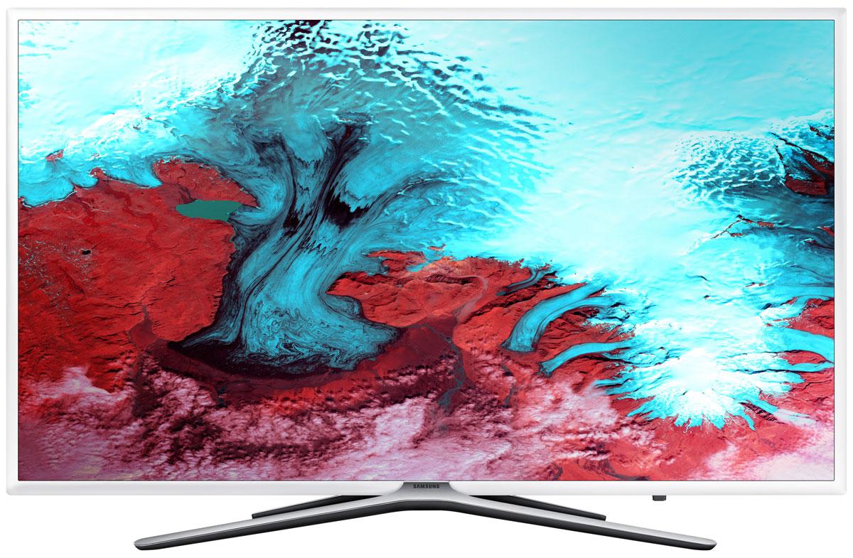 Samsung UE49K5510BUX телевизорUE49K5510BUXRUFull HD телевизор Samsung UE49K5510 подарит вам необыкновенный захватывающий мир. Получите новые впечатления от уже любимых фильмов и ТВ программ.Технология Ultra Clean View анализирует контент и снижает уровень шумов с помощью специального алгоритма обработки сигнала. Даже если исходный видеосигнал имеет качество ниже Full HD, изображение будет улучшено до качества, сравнимого с Full HD стандартом.Функция Samsung Micro Dimming Pro формирует более глубокие оттенки черного и белого, обеспечивая удивительную чистоту и контрастность изображения. Оцените реалистичность изображения развлекательного контента. Технология расширения цветового охвата (Wide Colour Enhancer) использует улучшенный алгоритм для повышения качества изображения. Это позволяет показать ранее неразличимые детали и обеспечивает реалистичную цветопередачу. Функция увеличения контрастности (Contrast Enhancer) создает самое реалистичное изображение на плоском экране. Эта интеллектуальная функция регулирует значения контрастности для разных фрагментов изображения и создает совершенно другую атмосферу просмотра. Благодаря мощному 4х-ядерному процессору Quad Core, отклик на команды в Samsung Smart ТВ стал еще быстрее, а приложения запускаются почти мгновенно. Функция Multi-Link Screen легко поддерживает режим многозадачности. Поддержка частоты кадров MR120 создает плавное восприятие динамичных сцен. Высокая частота обновления кадров и технология задней подсветки способствуют созданию безупречного непрерывного видеоряда. Разъемы HDMI в телевизорах Samsung превращают вашу комнату в центр развлечений. Подключите устройства с поддержкой HDMI к вашему телевизору и наслаждайтесь контентом. Функция ConnectShare позволит легко загрузить ваш контент в телевизор. Просто вставьте USB накопитель или внешний жесткий диск (HDD) в USB разъем ТВ и наслаждайтесь видео, фото или слушайте музыку на большом экране.С помощью приложения Samsung Smart View вы легко сможете воспроизводит