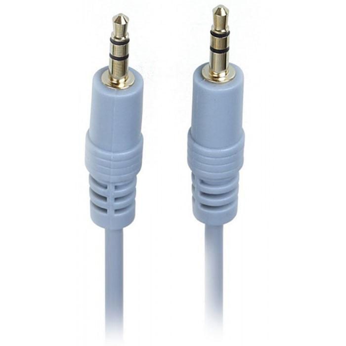 SmartBuy KA333-50 3.5 Jack кабель (3 м)KA333-50Кабель SmartBuy KA333-50 применяется для соединения различных мультимедийных устройств, таких как наушники, микрофоны, активные акустические системы, аудиоплееры, мобильные телефоны или звуковые платы персонального компьютера.