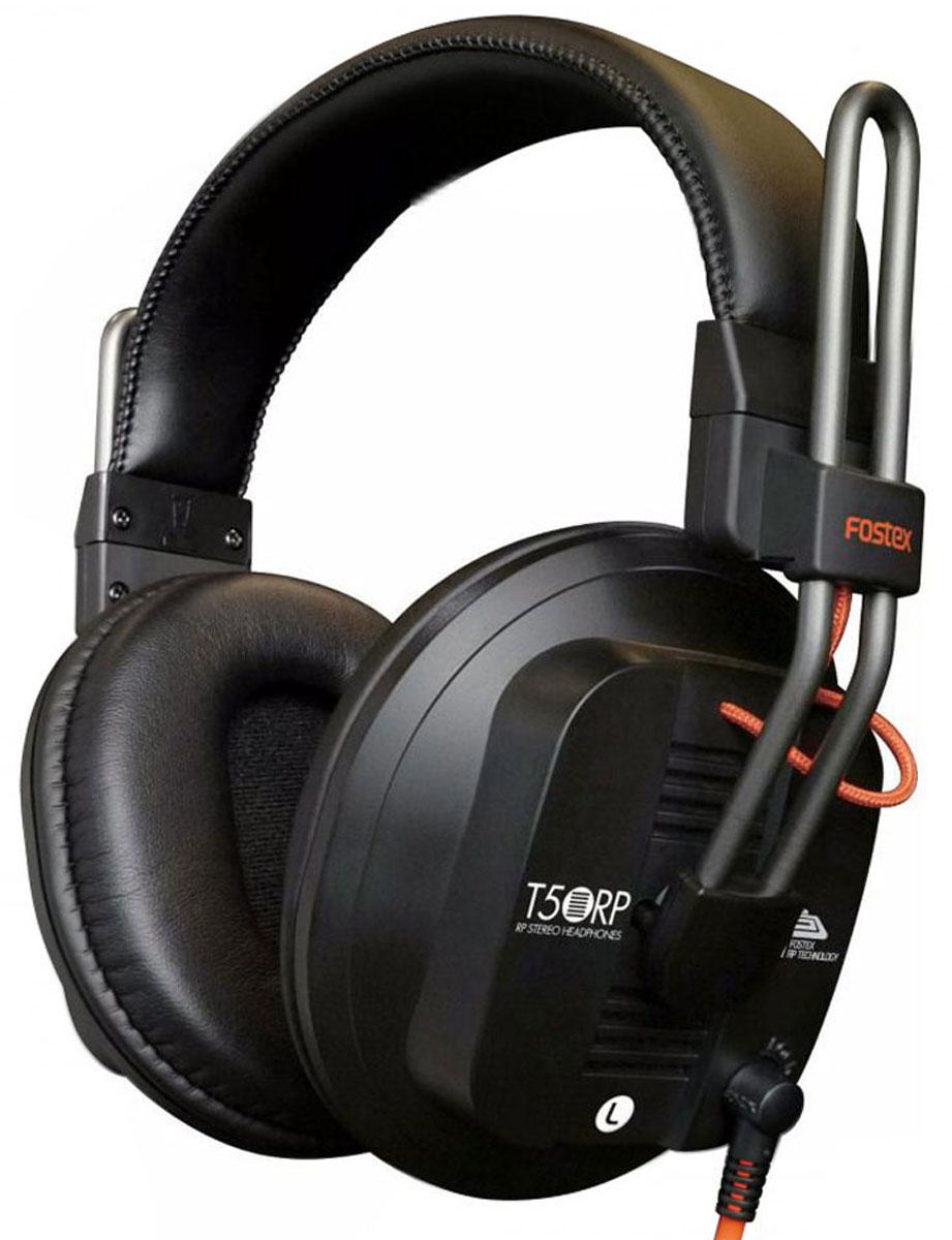 Fostex T50RPMK3 наушники15118275Fostex T50RPMK3 — это усовершенствованные полуоткрытые мониторные наушники из линейки RP для плотного и чистого звучания. Устройство драйвера Regular Phase (RP) было улучшено для достижения более четкого аудио воспроизведения и точности мониторинга. Корпус наушников, амбушюры и оголовье также были усовершенствованы, чтобы добиться максимальной производительности драйверов.Для производства запатентованной диафрагмы драйвера Regular Phase (RP) используется фольга с медным травлением, полиамидная плёнка и мощный неодимовый магнитМаксимальная входная мощность составляет 3000 мВт, благодаря чему имеется возможность использования данных наушников в различных профессиональных сферахУсовершенствованные амбушюры и конструкция наушников обеспечивают максимальный комфорт