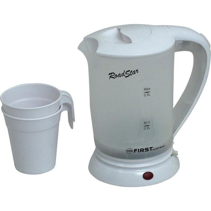 First FA-5425-2, White электрический чайник