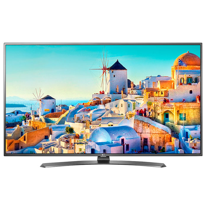 LG 49UH671V телевизор49UH671VФункция HDR Pro в телевизоре LG 49UH671V позволяет увидеть фильмы с теми яркостью, богатейшей палитрой и точностью цветовых оттенков, с какими они были сняты. Яркие и сочные, натуральные оттенки теперь могут быть отображены благодаря расширенному цветовому спектру дисплея UHD телевизоров LG.IPS 4K экран UHD телевизора LG 49UH671V всегда покажет вам идентичные цвета вне зависимости от того из какой части комнаты вы будете его смотреть. В этом телевизоре используется трёхмерный алгоритм обработки цвета, что позволяет минимизировать искажения и добиться оттенков, максимально приближенных к натуральным.Алгоритм локального затемнения заключается в управлении подсветкой каждого блока пикселей в отдельности. Его главная задача - увеличение контрастности и детализации изображения. В результате объекты имеют более чёткие границы, детали цветов более точные, а тёмный фон наиболее насыщен.Энергосбережение - эта функция включает в себя контроль подсветки, который позволяет регулировать яркость экрана в целях экономии электроэнергии. Оцените инновационный сверхтонкий дизайн Ultra Slim, который придает телевизору исключительно изысканный и элегантный вид. Дизайн Ultra Slim не только позволит вам сэкономить место, но и гармонично дополнит собой современный эстетичный интерьер вашего дома.Оцените обновлённый дизайн корпуса телевизора LG 49UH671V с металлическими элементами. Специальный алгоритм преобразовывает звуковые волны, исходящие из двухканальных динамиков так, что вам будет казаться, что вы слушаете 7-канальный звук. Получите ещё больше удовольствия от просмотра 4К фильмов!Обновлённая операционная система LG Smart TV на базе webOS 3.0 создана для того, чтобы доступ к фильмам, сериалам, музыке и интернет-порталам через телевизор был простым и удобным.