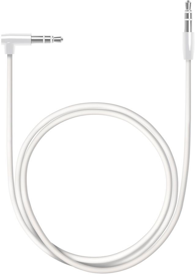 Deppa Aux Slim, White аудиокабель (1,2 м)72194Аудиокабель Deppa Aux Slim, Green предназначен для подключения вашего аудиоустройства к звуковоспроизводящему оборудованию, оснащенному входом AUX.