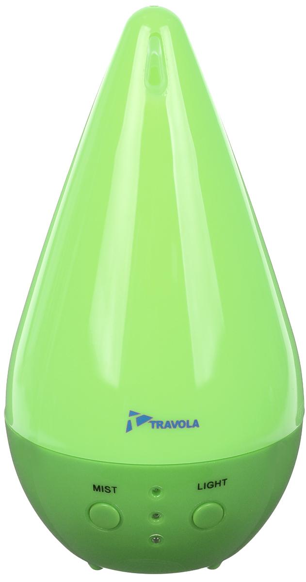 Travola GO-2082, Green ультразвуковой увлажнитель воздухаGO-2082 GreenУвлажнитель воздуха Travola GO-2082 сделает воздух в вашем доме чистым и свежим, а декоративный дизайн станет хорошим украшением вашей комнаты. Вы также можете добавлять ароматические масла для придания воздуху нужного аромата, полезного для всей семьи. Устройство очень просто в использовании, обладает высокой надежностью и качеством. * Победитель номинации «Лучшая собственная торговая марка в сегменте ONLINE»Премия PRIVATE LABEL AWARDS (by IPLS) —международная премия в области собственных торговых марок, созданная компанией Reed Exhibitions в рамках выставки «Собственная Торговая Марка» (IPLS) 2016 с целью поощрения розничных сетей, а также производителей продовольственных и непродовольственных товаров за их вклад в развитие качественных товаров private label, которые способствуют росту уровня покупательского доверия в России и СНГ.