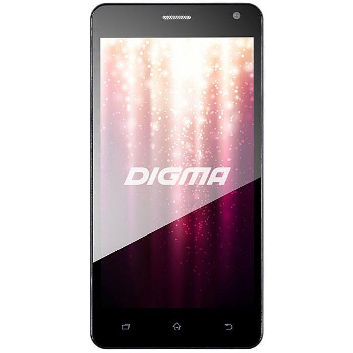 Digma Linx A500 3G, GraphiteLS5101MGСмартфон Digma Linx A500 3G - компактная модель с пятидюймовым сенсорным экраном и небольшими размерами, которые дают возможность управления функциями устройства одной рукой и помогают потреблять совсем небольшое количество энергии. Заряда батареи смартфона хватает примерно для 9 часов разговора или 15 дней работы в режиме ожидания.Встроенный высокосортной передатчик Wi-Fi позволяет вам быстро установить соединение с точкой доступа. Две SIM-карты дают возможность сочетать наиболее выгодные тарифные планы для голосового общения или мобильного интернета. Современный четырехъядерный процессор легко справляется с работой в режиме многозадачности.Смартфон Digma Linx A500 3G оснащен двумя камерами: основная 5-мегапиксельная со светодиодной вспышкой поможет вам получить четкие снимки даже при слабом освещении. Фронтальная камера с разрешением 2 мегапикселя позволит делать звонки по видеосвязи.Функция GPS без труда определит местоположение пользователя, поможет построить маршрут или отметить интересующую вас точку на местности. Телефон сертифицирован EAC и имеет русифицированную клавиатуру, меню и Руководство пользователя.