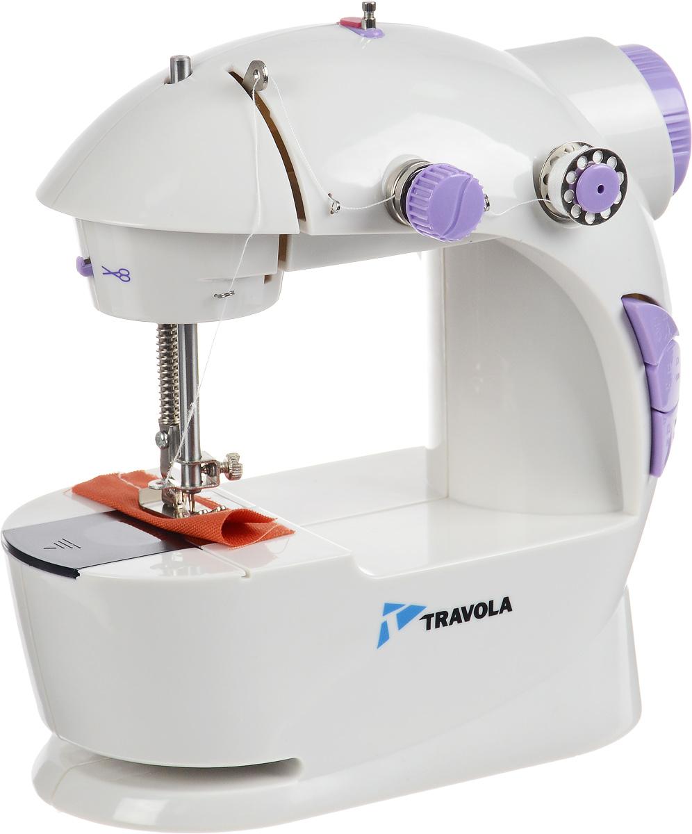 Travola 201 швейная машина201Машина Travola 201идеально подходит для выполнения основных швейных операций при изготовлении и ремонте одежды. Эта надежная машина имеет традиционный набор функций, который необходим для шитья.Теперь вы легко и просто сможете шить все, что вам необходимо, прямо на дому. Вам нужно заштопать вещь? Вы мечтаете сшить что-то оригинальное для себя или в подарок друзьям? С легкой и простой в и с пользовании машинкой Ttavola вы сможете сделать это! Теперь вам под силу подшить одежду, шторы, постельное белье — практически все вещи из ткани в вашем доме. Не выбрасывайте порванные вещи - вы можете легко починить их! Экономьте свои деньги и получайте от этого удовольствие. Вы испытаете такую гордость, когда сможете сказать: Я сделал это сам! * Победитель номинации «Лучшая собственная торговая марка в сегменте ONLINE»Премия PRIVATE LABEL AWARDS (by IPLS) —международная премия в области собственных торговых марок, созданная компанией Reed Exhibitions в рамках выставки «Собственная Торговая Марка» (IPLS) 2016 с целью поощрения розничных сетей, а также производителей продовольственных и непродовольственных товаров за их вклад в развитие качественных товаров private label, которые способствуют росту уровня покупательского доверия в России и СНГ.