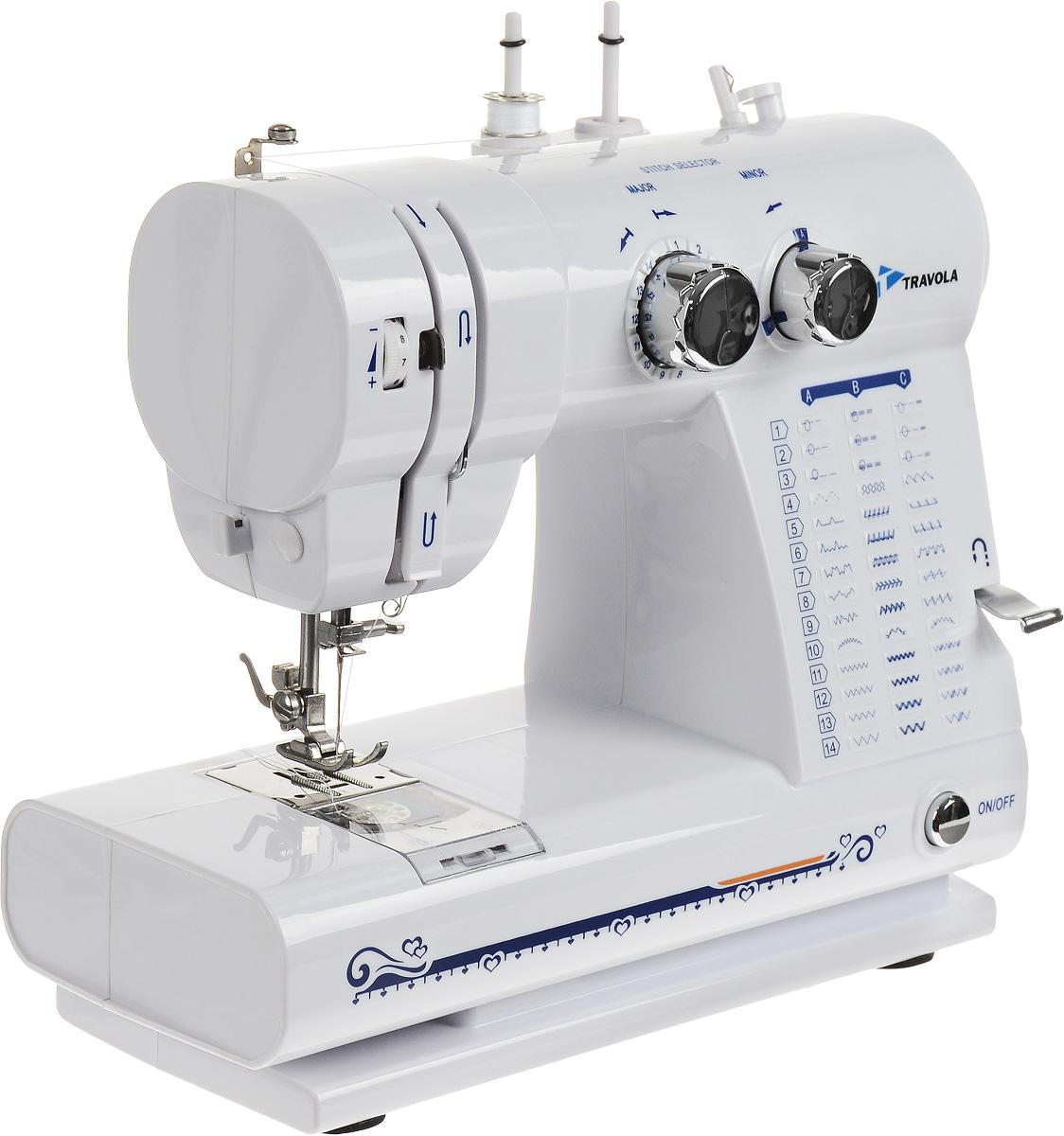 Travola 812 швейная машина - Швейные машины и аксессуары