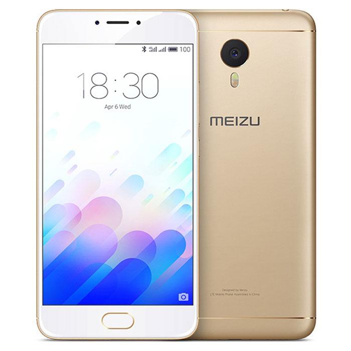 Meizu M3 Note 16GB, GoldL681H-16-GOWHСмартфон Meizu М3 Note обладает превосходным дизайном и изготовлен с использованием высококачественных компонентов. Благодаря корпусу из авиационного алюминиево-магниевого сплава 6000-й серии, в сочетании с современной технологией анодизации, Meizu М3 Note предлагает владельцу испытать незабываемые тактильные ощущения. С невероятной комбинацией 2.5D стекла на передней панели и цельнометаллическим обтекаемым дизайном корпуса сзади, смартфон М3 Note удалось сделать не только восхитительно красивым, но и крайне удобным в использовании. Совершенно новая философия дизайна, с соблюдением концепции полной симметрии, придают внешнему виду устройства легкость и элегантность.Основанный на технологии TSMC НРС+, Helio P10 имеет лучший коэффициент энергоэффективности EER среди всех прочих процессоров MediaTek. Процессор автоматически регулирует частоту CPU и GPU для снижения энергопотребления, при сохранении максимальной производительности, достаточной для выполнения текущих задач. 8 ядер Cortex-A53 обеспечивают невероятно плавную работу интерфейса, а также выполнение ресурсоемких задач, например, 3D-игр. Быстрый 64-битный графический ускоритель Mali-T860 отвечает за вывод оптимальной картинки на дисплей смартфона.Благодаря годами накопленному опыту в разработке смартфонов, Meizu удалось сделать корпус М3 Note на 0.5 мм тоньше, чем Meizu М2 Note, оснастив смартфон батарейкой емкостью на 32% больше, чем у предшественника! За счет уникальной комбинации оптимизированной оболочки FLYME и энергоэффективности процессора Helio Р10, Meizu М3 Note показывает невероятные результаты по длительности работы от одной зарядки: до 2 дней работы в активном режиме использования, до 17 часов просмотра видео без остановки, до 36 часов прослушивания музыки.Meizu М3 Note использует флагманскую технологию разработки материнской платы в 10 слоев, чтобы уменьшить пространство, занимаемое ее элементами и уменьшить габариты платы, сделав ее максимально компактной. В то