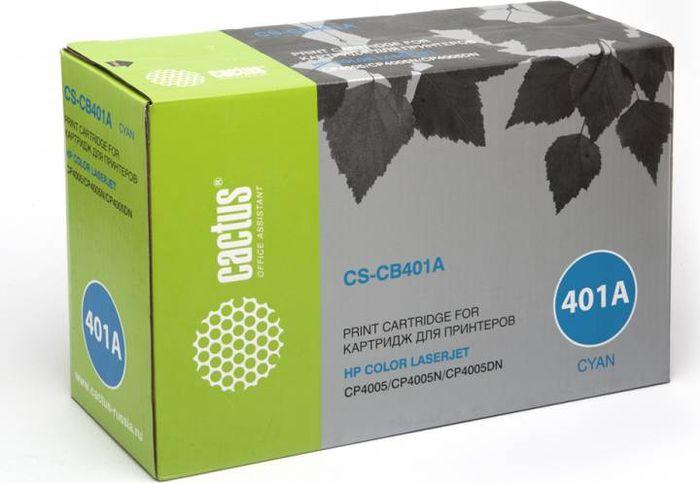 Cactus CS-CB401A, Cyan тонер-картридж для HP CLJ CP4005/CP4005DN/CP4005NCS-CB401AТонер-картридж Cactus CS-CB401A для лазерных принтеров HP CLJ CP4005/CP4005DN/CP4005N.Расходные материалы Cactus для лазерной печати максимизируют характеристики принтера. Обеспечивают повышенную чёткость чёрного текста и плавность переходов оттенков серого цвета и полутонов, позволяют отображать мельчайшие детали изображения. Гарантируют надежное качество печати.