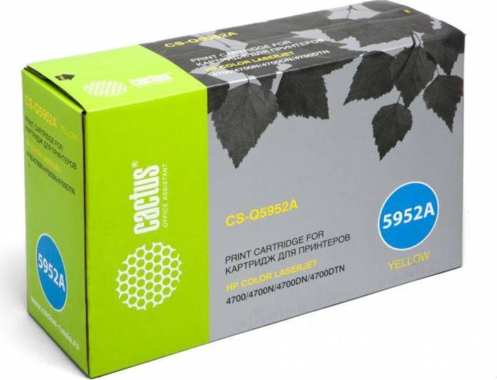 Cactus CS-Q5952A, Yellow тонер-картридж для HP CLJ 4700CS-Q5952AТонер-картридж Cactus CS-Q5952A для лазерных принтеров HP CLJ 4700.Расходные материалы Cactus для лазерной печати максимизируют характеристики принтера. Обеспечивают повышенную чёткость чёрного текста и плавность переходов оттенков серого цвета и полутонов, позволяют отображать мельчайшие детали изображения. Гарантируют надежное качество печати.