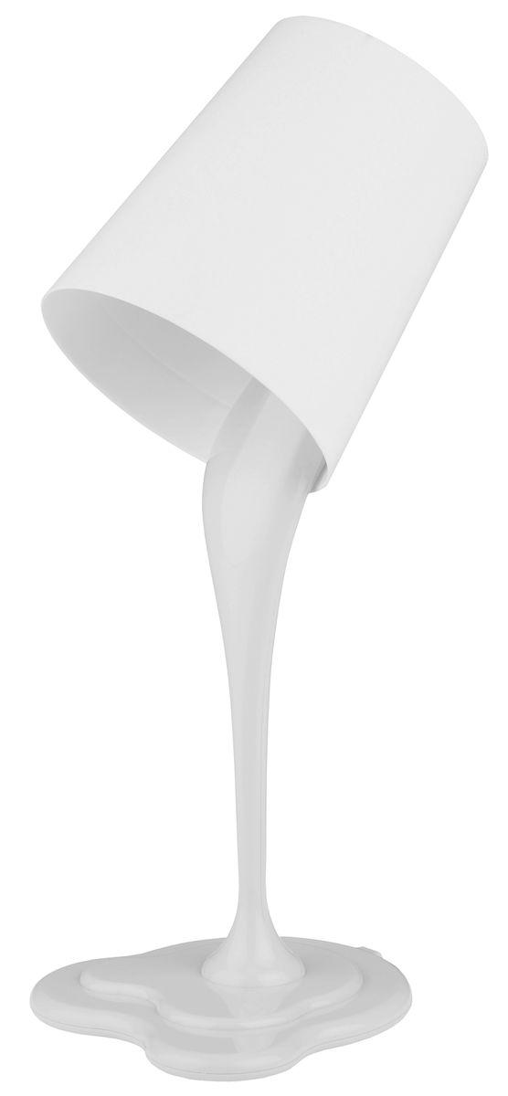 Настольный светильник ЭРА NE-306-E27-25W-W, цвет: белыйNE-306-E27-25W-WСветильник предназначен для использования с компактной люминесцентной лампой (КЛЛ), которая обеспечивает экономию электроэнергии до 70%.Выключатель на проводе.Оригинальный современный дизайн станет украшением интерьера.