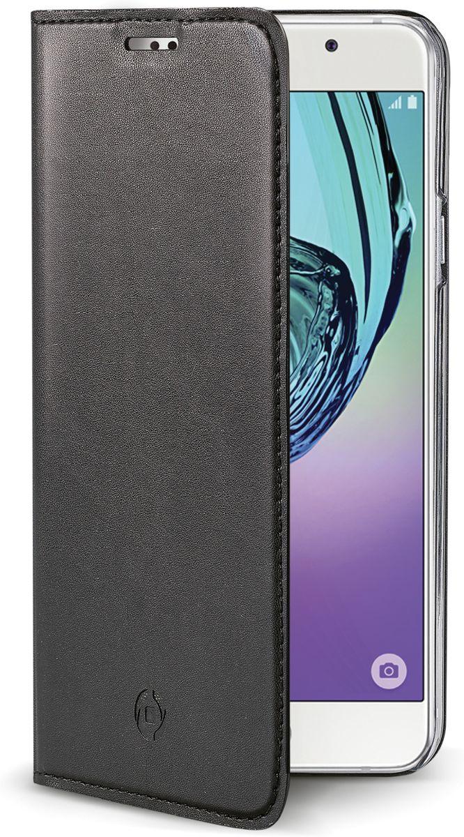 Celly Air Case чехол для Samsung Galaxy A3 2016, BlackAIR534BKЧехол-книжка Celly Air Case для Samsung Galaxy A32016выполнен из высококачественных материалов и практически не увеличивает размер устройства. А благодаря его удобной конструкции все функциональные кнопки и разъемы остаются свободными. Чехол надежно защитит ваш аппарат от царапин и сколов, механических повреждений, а также позволит хранить кредитные карты или визитки в специально отведенном кармашке. Крышка может использоваться как подставка под устройство, для удобного просмотра видео.