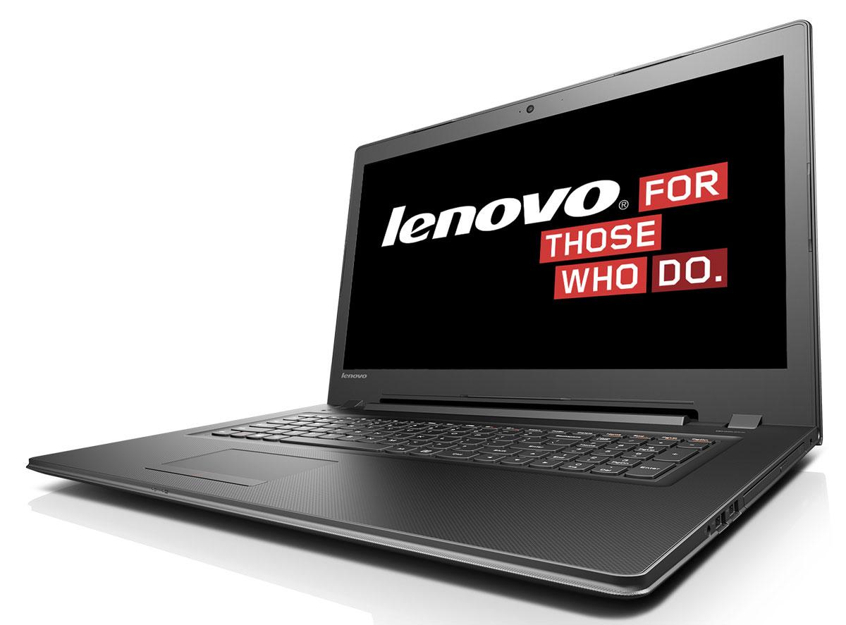 Lenovo IdeaPad B71-80, Black Grey (80RJ00EYRK)80RJ00EYRKLenovo IdeaPad B71-80 - ноутбук для бизнеса с возможностями настольного компьютера.Отличная производительность, широкие возможности:Новое поколение процессоров Intel обеспечивает отличное качество графики и высокую производительность. Его вычислительная мощность откроет перед вами новый уровень возможностей для работы и развлечений. Благодаря продолжительному времени работы от аккумулятора устройство можно использовать в дороге, не беспокоясь о подзарядке. Его возможности действительно впечатляют.Ноутбук B71 подходит не только для решения бизнес-задач и замены настольного ПК. Он обладает великолепными мультимедийными функциями для просмотра фильмов: приводом DVD и сертифицированной акустической системой Dolby для объемного звучания с эффектом погружения. B71 по плечу любая задача: работа, игры, прослушивание музыки.С помощью модулей связи 802.11 ac Wi-Fi и Bluetooth 4.0 вы сможете с легкостью выходить в Интернет отовсюду. Веб-камера HD (720p) подходит для работы в условиях низкой освещенности, для VoIP-звонков, видеоконференций и совместной работы в режиме онлайн.Характерная особенность современной клавиатуры AccuType - разнесенные эргономичные клавиши. Такая конструкция дает возможность вводить информацию более комфортно и точно по сравнению со стандартными устройствами ввода.Точные характеристики зависят от модификации.Ноутбук сертифицирован EAC и имеет русифицированную клавиатуру и Руководство пользователя.