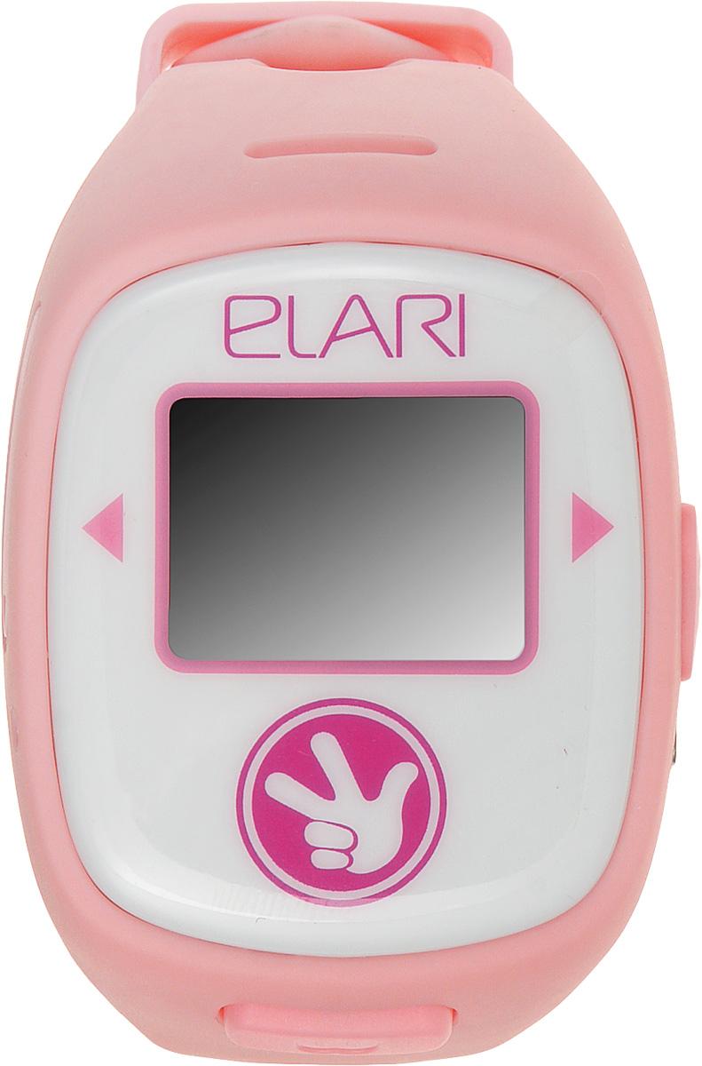 Elari Fixitime 2, Pink часы-телефонFT-201 pinkElari Fixitime 2 - новая модель детских часов-телефона с GPS/LBS/WiFi-трекером. Помимо голосовой связи, функций трекинга и SOS, FixiTime 2 устройство обладает расширенным функционалом: усовершенствованная система позиционирования GPS/A-GPS/LBS/WiFi, цветной сенсорный экран, развлекательные функции.Доработанный трекинг с Wi-Fi позволяет максимально точно определять местоположение часов, как на улице, так и внутри зданий. Родители всегда видят местоположение ребенка на Google-карте и могут позвонить ему. Ребенок также может позвонить на номера, установленные в память часов через приложение. Детей порадуют новые развлекательные возможности - голосовой чат, добавление друзей или обмен Emoji. Elari Fixitime 2 управляется со смартфонов родителей через бесплатное приложение, доступное в AppStore и Google Play.Тип SIМ-карты: Микро-SIM с 2G-интернетомВремя работы в режиме ожидания: 1 неделяВремя работы в режиме разговора: 360 минВстроенный динамик, микрофон