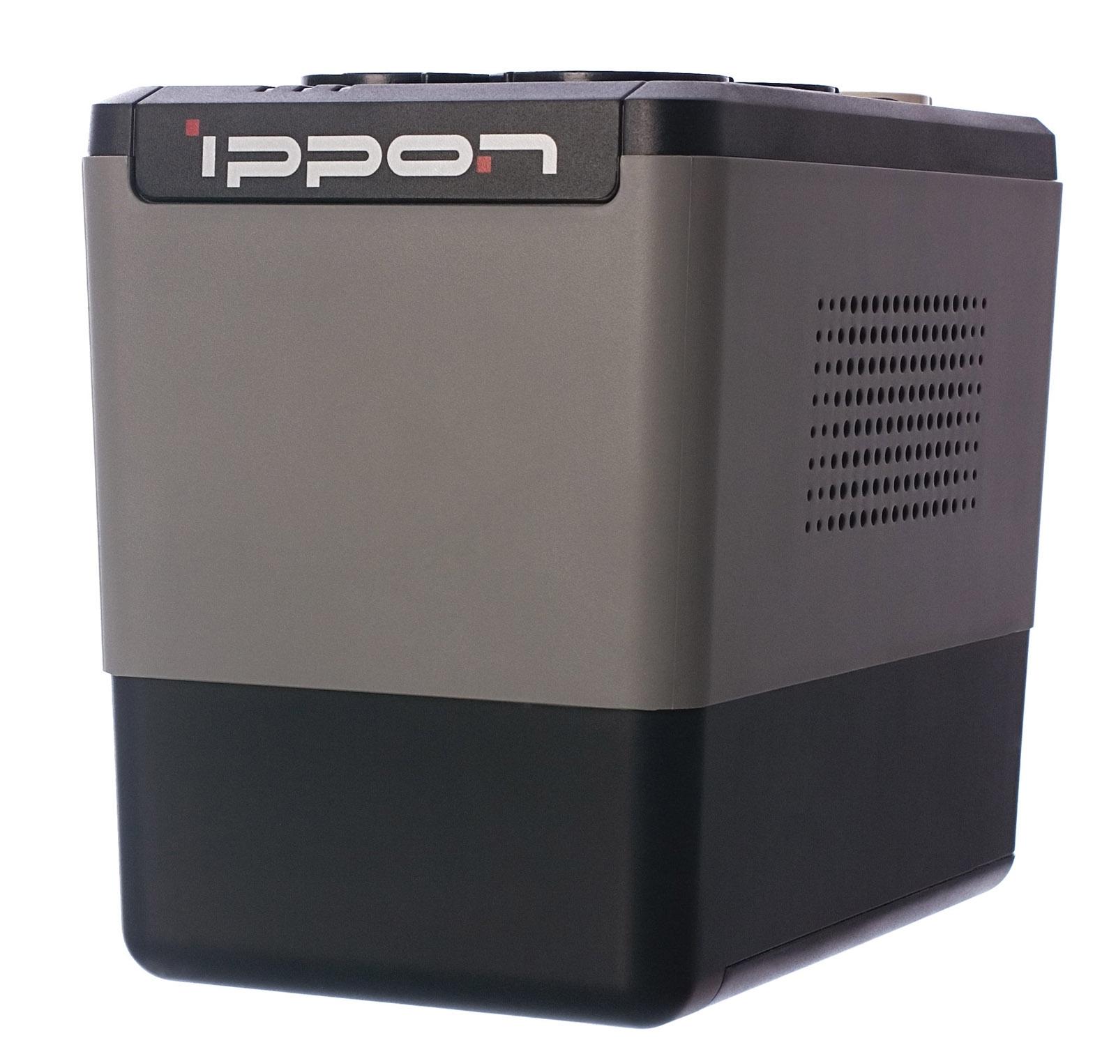 Источник бесперебойного питания Ippon Back Verso 400, Black9400-3337-02Источники бесперебойного питания (UPS) серии Back Verso предназначены для защиты персональных компьютеров и мониторов, а также другой периферийной компьютерной и вычислительной техники от основных неполадок с электропитанием: высоковольтных выбросов, электромагнитных и радиочастотных помех, понижений, повышений и полного исчезновения напряжения в электросети.
