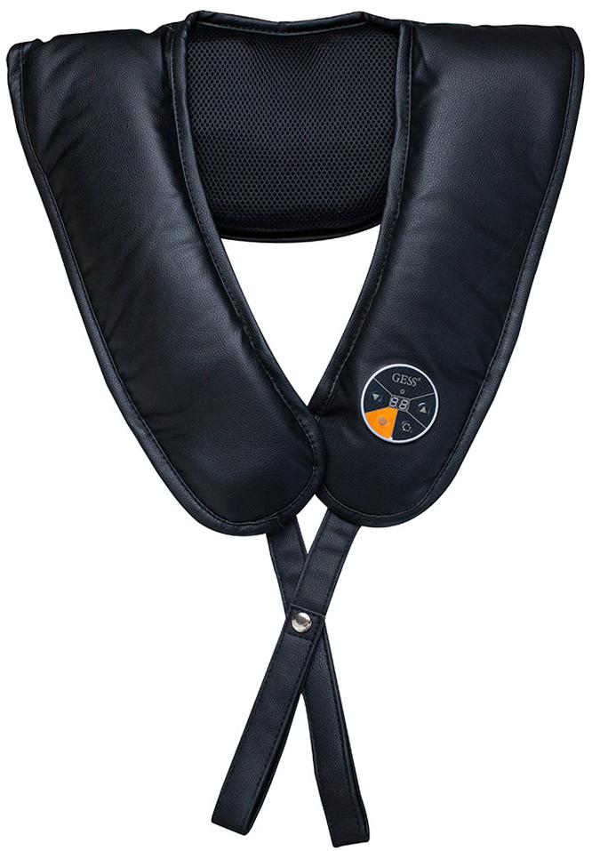 Gess Tap Pro ударнокулачковый массажер. GESS-157GESS-157Ударно-кулачковый массажер;Массажные ролики имитируют постукивающий кулачковый массаж, способствующий снятию напряжения с мышц, увеличению эластичности тканей и улучшению общего самочувствия.Имитация профессионального тайского массажа;39 автоматических программ массажа;12 уровней интенсивности; Автоматический таймер отключения 15 мин;