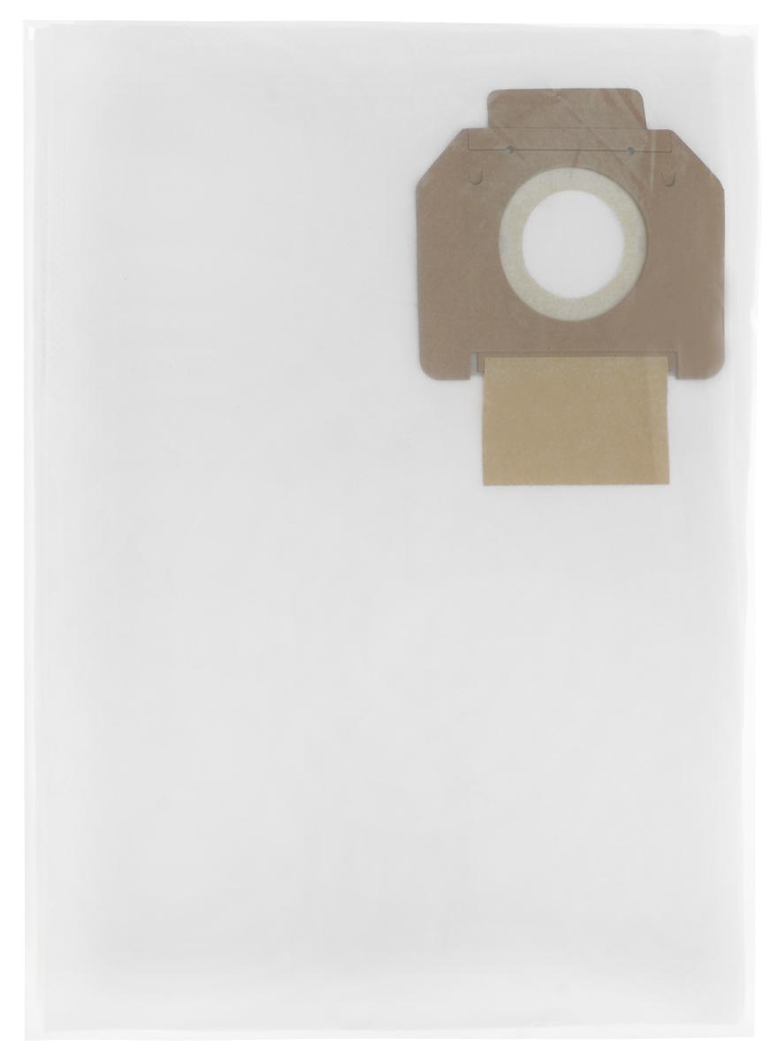 Filtero KAR 50 Pro комплект пылесборников для промышленных пылесосов, 5 шт  мешок пылесборник filtero kar 50 5 pro