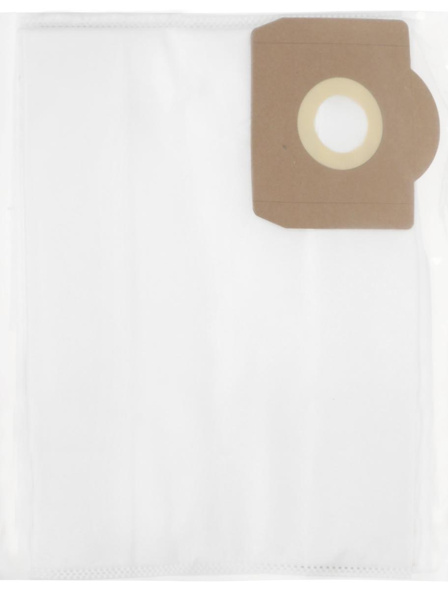 Filtero TMB 15 Pro комплект пылесборников для промышленных пылесосов, 5 штTMB 15 (5) ProМешки для промышленных пылесосов Filtero TMB 15 Pro, трехслойные, произведены из синтетического микроволокна MicroFib. Прочность синтетических мешков Filtero TMB 15 Pro превосходит любые бумажные мешки-аналоги, даже если это оригинальные бумажные мешки всемирно известных марок. Вы можете быть уверены: заклепки, гвозди, шурупы, битое стекло, острые камни и прочее не смогут прорвать мешки Filtero Pro. Мешки Filtero Pro не боятся влаги, и даже вода, попавшая в мешок, не помешает вам произвести качественную уборку! Мешки Filtero Pro предназначены для уборки пыли класса М.Подходят для следующих моделей пылесосов:LAVOR:SAHARAWHISPER V8TMB:Silent line WET P11Silent line WET P12Silent line WET A11Silent line DRY P11Silent line DRY P12Easy line A 111 WD