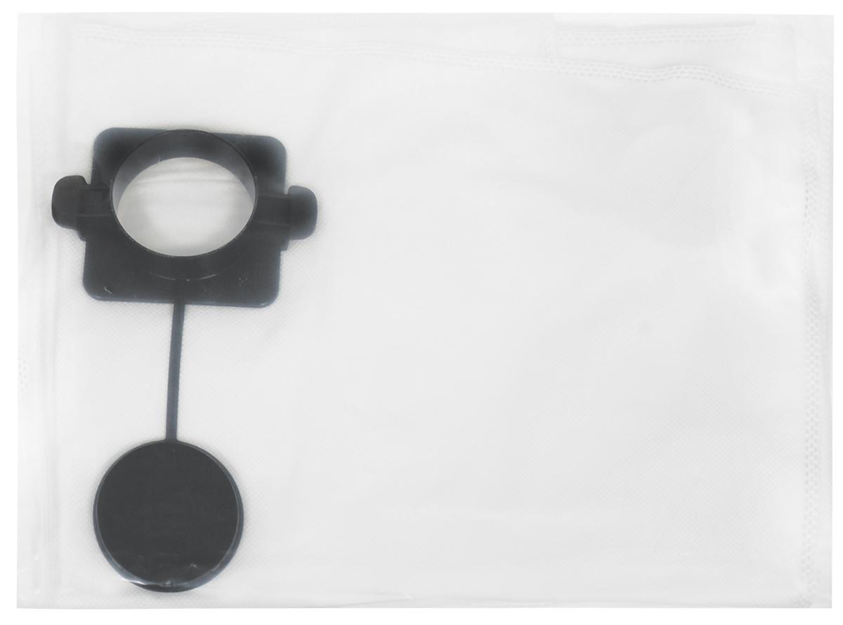 Filtero MAK 20 Pro комплект пылесборников для промышленных пылесосов, 5 штMAK 20 (5) ProМешки для промышленных пылесосов Filtero MAK 20 Pro, трехслойные, произведены из синтетического микроволокна MicroFib. Прочность синтетических мешков Filtero MAK 20 Pro превосходит любые бумажные мешки-аналоги, даже если это оригинальные бумажные мешки всемирно известных марок. Вы можете быть уверены: заклепки, гвозди, шурупы, битое стекло, острые камни и прочее не смогут прорвать мешки Filtero Pro. Мешки Filtero Pro не боятся влаги, и даже вода, попавшая в мешок, не помешает вам произвести качественную уборку! Мешки Filtero Pro предназначены для уборки пыли класса М.Подходят для следующих моделей пылесосов:Makita:448Rupes: S 135S 235