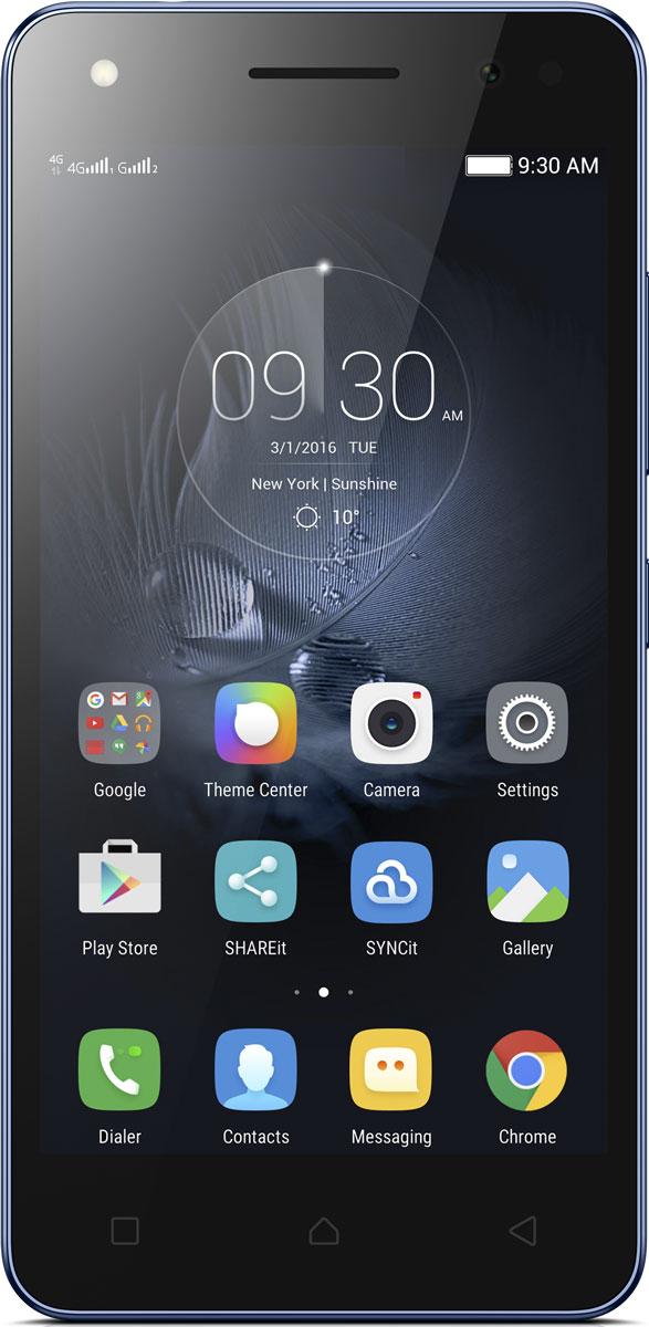 Lenovo Vibe S1 Lite (S1La40), BluePA2W0008RUСо смартфоном Lenovo Vibe S1 Lite вы окажетесь в центре внимания. Тринадцатимегапиксельная камера позволяет делать потрясающие четкие снимки. Вы получаете небывалые возможности для творчества. Модель Lenovo Vibe S1 Lite — просто загляденье. Передняя панель из стекла повышенной прочности защищает экран от царапин и бликов, благодаря чему изображения выглядят мягче и насыщеннее, а благодаря изогнутой задней панели и превосходно закругленному металлическому корпусу, придающему модели S1 Lite элегантный вид, вы всегда будете выделяться на фоне других. При весе всего 129 грамм вы просто не будете чувствовать тяжести в своих карманах.Lenovo Vibe S1 Lite оснащен двухцветной вспышкой, которая оптимизирует передачу цвета в зависимости от освещения, яркости и температуры, что выводит технику фотосъемки на качественно новый уровень.Оперативная память 2 ГБ и встроенная флеш-память на 16 ГБ с возможностью расширения до 32 ГБ при помощи карты microSD позволяет вам всегда иметь при себе фотографии, музыку, игры и видео.Операционная система Android 5.1 включает в себя множество новых функций, визуальный осмотр и многочисленные улучшения, сделавшие ее быстрее, эффективнее и позволившие меньше расходовать заряд аккумулятора. Она также отлично работает со всеми вашими любимыми приложениями Google.Телефон сертифицирован EAC и имеет русифицированный интерфейс меню и Руководство пользователя.
