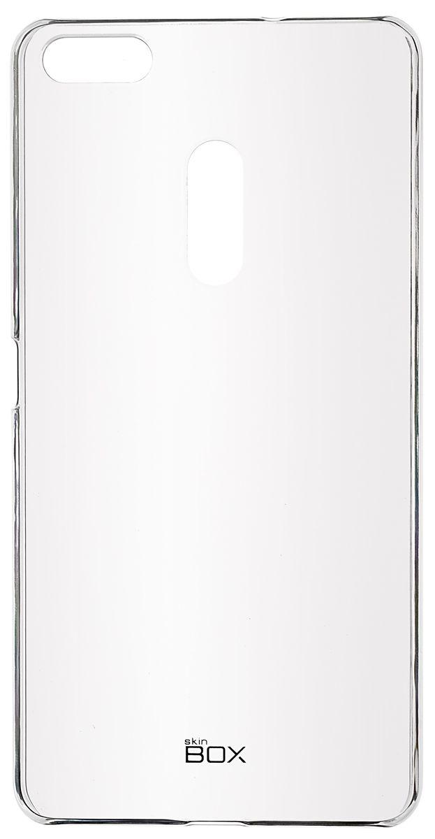 Skinbox Crystal 4People чехол для Asus Zenfone 3 ZU680KL, Transparent
