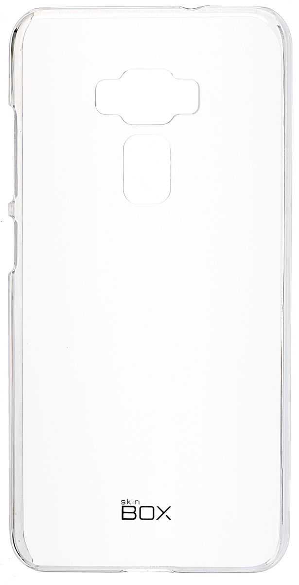 Skinbox Crystal 4People чехол для Asus Zenfone 3 ZE552KL, Transparent