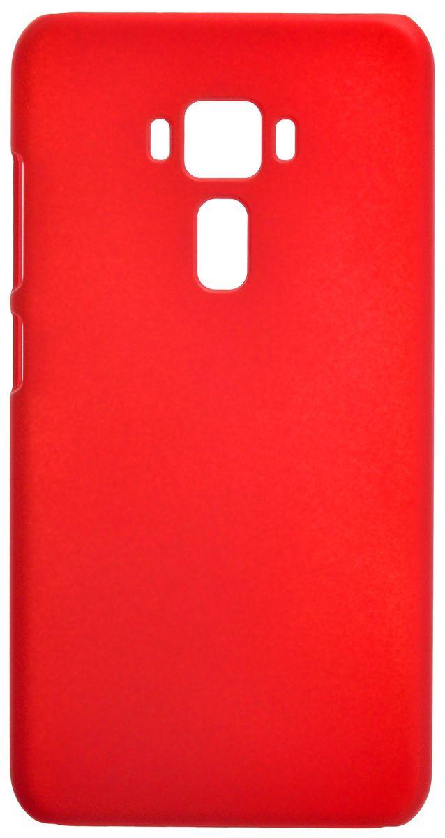 Skinbox Shield 4People чехол для Asus Zenfone 3 ZE552KL, Red2000000097305Чехол Skinbox Shield 4People для Asus Zenfone 3 ZE552KL надежно защищает ваш смартфон от внешних воздействий, грязи, пыли, брызг. Он также поможет при ударах и падениях, не позволив образоваться на корпусе царапинам и потертостям. Чехол обеспечивает свободный доступ ко всем функциональным кнопкам смартфона и камере.