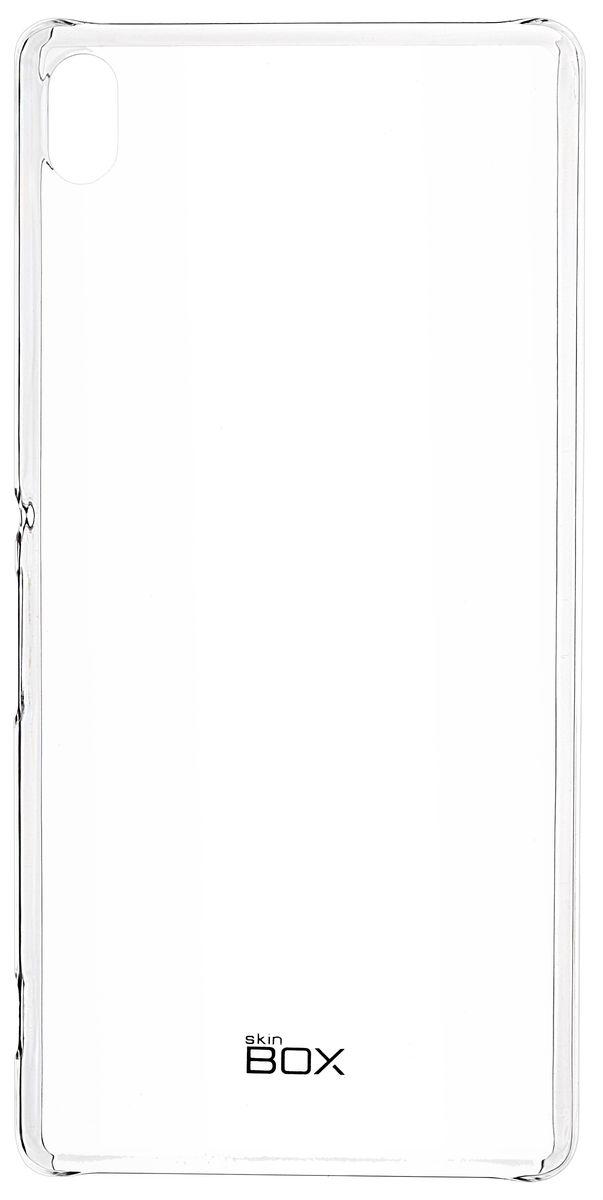 Skinbox Crystal 4People чехол для Sony Xperia XA Ultra, Transparent