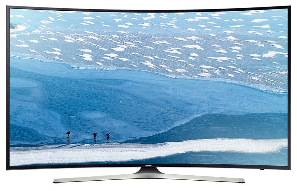 Samsung UE55KU6300UX телевизорUE55KU6300UXRUSamsung UE55KU6300UX - современный UHD телевизор с поддержкой Smart TV.Благодаря функции HDR Premium при просмотре HDR контента вы сможете разглядеть детали в светлых участках изображения, которые не были видимы раньше. Вы сможете получить впечатления от просмотра HDR контента как в настоящем кинотеатре прямо в своей комнате.Изогнутые экраны телевизоров Samsung позволят вам оказаться в центре происходящего на экране благодаря более широкому углу обзора и оптимально комфортному расстоянию до экрана.Ощутите потрясающую детализацию UHD разрешения, в 4 раза превышающее разрешение Full HD. Благодаря естественной цветопередаче и высокой яркости вы откроете для себя совершенно новый мир изображения.Функция Auto Depth Enhancer меняет контрастность отдельных участков изображения, создавая эффект пространственной глубины. Оцените реальный эффект погружения в происходящее на экране.Технология локального затемнения фрагментов изображения (UHD Dimming) оптимизирует контрастность, улучшает цветопередачу и повышает четкость изображения. Функция Ultra Clean View анализирует контент с помощью специального алгоритма обработки сигнала, отфильтровывает и снижает уровень шумов. Даже если исходный видеосигнал имеет качество ниже Full HD, вы сможете получить изображение, сравнимое с UHD стандартом.Новый сервис Smart Hub обеспечивает единый доступ ко всем источникам контента - эфирным каналам, интернет-провайдерам, игровым ресурсам, и не только. Теперь вы можете получить доступ к любимому контенту сразу после включения телевизора.Разъемы HDMI в телевизорах Samsung превращают вашу комнату в центр развлечений. Подключите устройства с поддержкой HDMI к вашему телевизору и наслаждайтесь контентом. Функция ConnectShare позволит легко загрузить ваш контент в телевизор. Просто вставьте USB накопитель или внешний жесткий диск (HDD) в USB разъем ТВ и наслаждайтесь видео, фото или слушайте музыку на большом экране.С помощью приложения Samsung Smart View вы