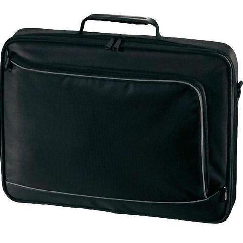 Сумка для ноутбука 17.3 Hama Sportsline Bordeaux, Black Grey (00101094)101094Сумка для транспортировки ноутбуков с диагональю экрана 17,3 дюйма, выполненная из прочных материалов. В переднем кармане предусмотрен органайзер для размещения и легкого поиска принадлежностей. Также в сумке легко помещаются бумаги стандарта А4.