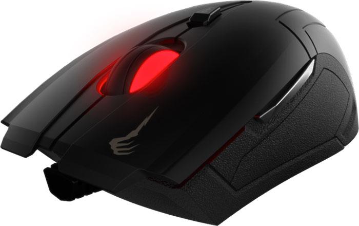 Gamdias Demeter V2 игровая мышьGMS5001Мышь Gamdias Demeter V2 имеет игровой микропроцессор, эргономический дизайн, светодиодную настраиваемую подсветку колеса прокрутки и логотипа. Идеальна для любого типа хвата. Жизненный цикл мыши - минимум 3 000 000 кликов при интенсивном использовании. Оптический сенсор с разрешением 3200 dpi, которое можно менять на лету, гарантирует безошибочное позиционирование мыши.Частота опроса: 125 Гц