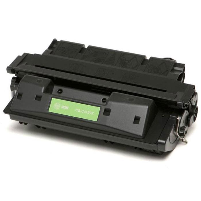 Cactus CS-C4127X, Black тонер-картридж для HP LJ 4000/4050CS-C4127XКартридж Cactus CS-C4127X для лазерных принтеров HP LJ 4000/4050.Расходные материалы Cactus для лазерной печати максимизируют характеристики принтера. Обеспечивают повышенную чёткость чёрного текста и плавность переходов оттенков серого цвета и полутонов, позволяют отображать мельчайшие детали изображения. Обеспечивают надежное качество печати.