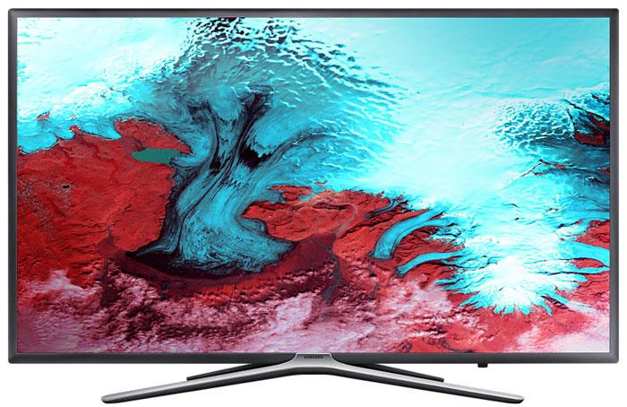 Samsung UE55K5500BUX телевизорUE55K5500BUXRUFull HD телевизор Samsung UE55K5500 подарит вам необыкновенный захватывающий мир. Получите новые впечатления от уже любимых фильмов и ТВ программ.Технология Ultra Clean View анализирует контент и снижает уровень шумов с помощью специального алгоритма обработки сигнала. Даже если исходный видеосигнал имеет качество ниже Full HD, изображение будет улучшено до качества, сравнимого со стандартом Full HD.Новый сервис Smart Hub обеспечивает единый доступ ко всем источникам контента - эфирным каналам, интернет-провайдерам видеоконтента, игровым ресурсам и не только. Включайте телевизор и сразу выбирайте любимый контент.Функция Samsung Micro Dimming Pro формирует более глубокие оттенки черного и белого, обеспечивая удивительную чистоту и контрастность изображения. Оцените невероятную реалистичность изображения.Функция увеличения контрастности (Contrast Enhancer) создает самое реалистичное изображение на плоском экране. Эта интеллектуальная функция регулирует значения контрастности для разных фрагментов изображения и создает совершенно другую атмосферу просмотра.Технология расширения цветового охвата (Wide Colour Enhancer) использует улучшенный алгоритм для повышения качества изображения. Это позволяет показать ранее неразличимые детали и обеспечивает реалистичную цветопередачу.С помощью приложения Samsung Smart View вы легко сможете воспроизводить снимки, видео и музыку со смартфона, планшета или ПК на экране телевизора. Телевизор Samsung UE55K5500 совместим с большинством современных персональных устройств.Благодаря мощному 4х-ядерному процессору Quad Core, отклик на команды в Samsung Smart ТВ стал еще быстрее, а приложения запускаются почти мгновенно. Функция Multi-Link Screen поддерживает быстрый режим многозадачности.Операционная система Tizen улучшает работу Smart телевизоров, сокращает время включения и ускоряет доступ к эфирным каналам и приложениям. В дополнение к этому, Tizen поддерживает популярный сегодня сервис VOD (По