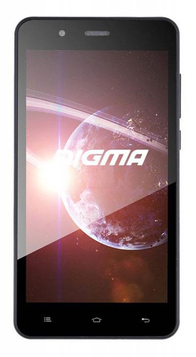 Digma Linx C500 3G, GraphiteLT5001PGСмартфон Digma Linx C500 3G - компактная модель с пятидюймовым сенсорным экраном и небольшими размерами, которые дают возможность управления функциями устройства одной рукой и помогают потреблять совсем небольшое количество энергии. Заряда батареи смартфона хватает примерно для 9 часов разговора или 15 дней работы в режиме ожидания.Встроенный высокосортной передатчик Wi-Fi позволяет вам быстро установить соединение с точкой доступа. Две SIM-карты дают возможность сочетать наиболее выгодные тарифные планы для голосового общения или мобильного интернета. Современный четырехъядерный процессор легко справляется с работой в режиме многозадачности.Смартфон Digma Linx C500 3G оснащен двумя камерами: основная 2-мегапиксельная со светодиодной вспышкой поможет вам получить четкие снимки даже при слабом освещении. Фронтальная камера с разрешением 0,3 мегапикселя позволит делать звонки по видеосвязи.Функция GPS без труда определит местоположение пользователя, поможет построить маршрут или отметить интересующую вас точку на местности. Телефон сертифицирован EAC и имеет русифицированную клавиатуру, меню и Руководство пользователя.