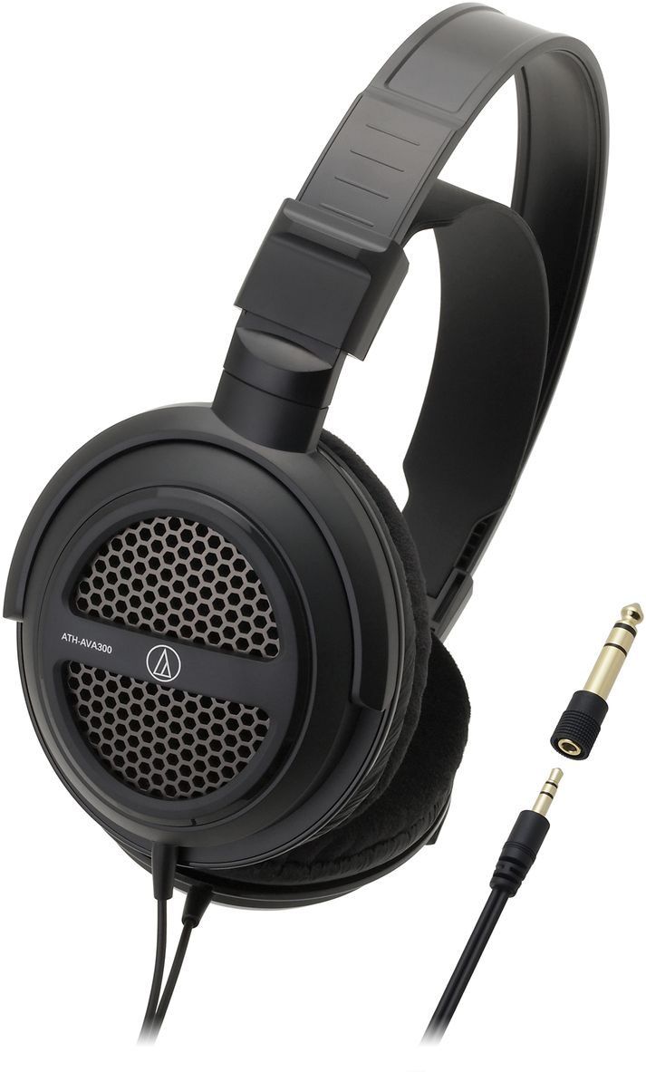 Audio-Technica ATH-AVA300 наушники наушники audio technica ath m50x black