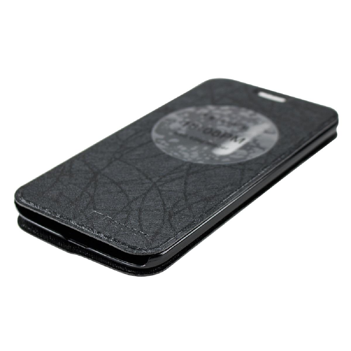 IT Baggage чехол для Asus Zenfone2 ZE551ML / ZE550ML, BlackITASZE55ML-1Чехол IT Baggage для смартфона Asus Zenfone2 ZE551ML / ZE550ML надежно защищает смартфон от случайных ударов и царапин, а так же от внешних воздействий, грязи, пыли и брызг. Крышку можно использовать в качестве настольной подставки для вашего телефона. Окошко на лицевой стороне позволяет просматривать предупреждения, сообщения и время, не доставая телефон из чехла. Чехол обеспечивает свободный доступ ко всем функциональным кнопкам смартфона и камере.