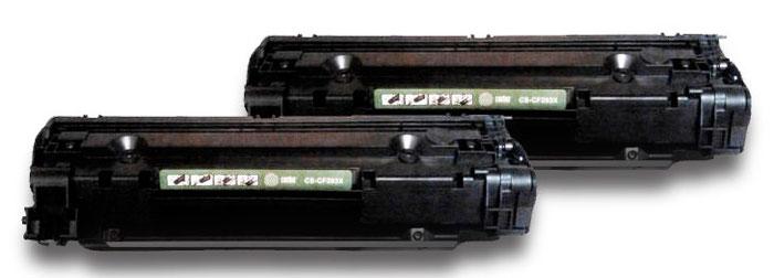 Cactus CS-CF283XD, Black тонер-картридж для HP LJ Pro M225dn/M201/M202 (2 шт)CS-CF283XDКартридж Cactus CS-CF283XD для лазерных принтеров HP.Расходные материалы Cactus для лазерной печати максимизируют характеристики принтера. Обеспечивают повышенную чёткость чёрного текста и плавность переходов оттенков серого цвета и полутонов, позволяют отображать мельчайшие детали изображения. Обеспечивают надежное качество печати.